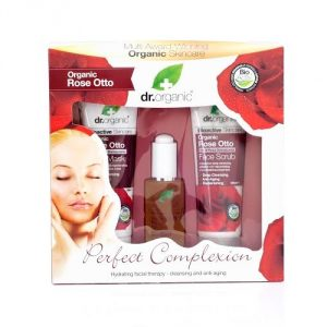 rose perfect complexion dr organic