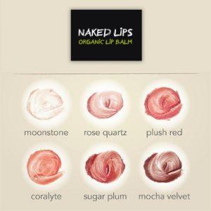 balsami labbra colorati Naked Lips