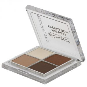 palette ombretti benecos coffee cream