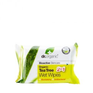 Salviette disinfettanti al Tea Tree