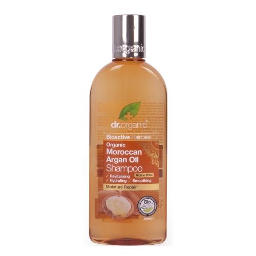 shampoo argan e agrumi dr organic