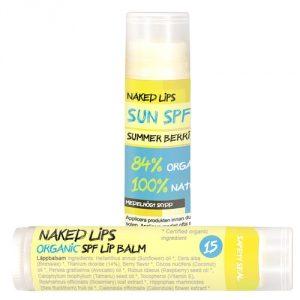 balsamo labbra con spf 15 naked lips