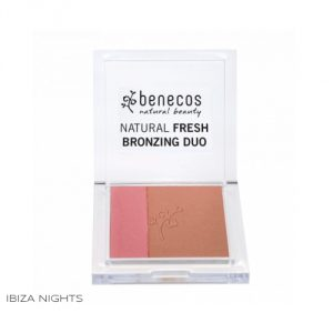 Benecos natural fresh bronzing duo ibiza nights
