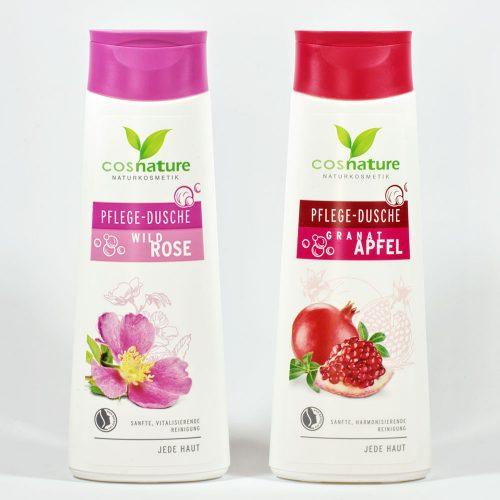 Gel doccia Melograno e Rosa Cosnature