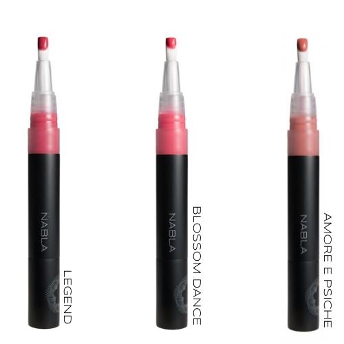 Liquid tech lip color nabla cosmetics