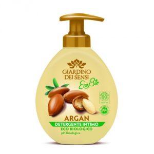 Detergente intimo naturale Argan