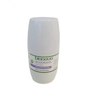 deodorante delicao aloe e iris bionova
