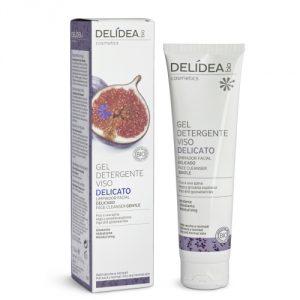 gel detergente viso delicato fico e uva spina delidea
