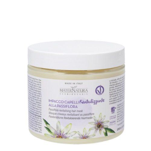 Impacco capelli rivitalizzante alla Passiflora Maternatura