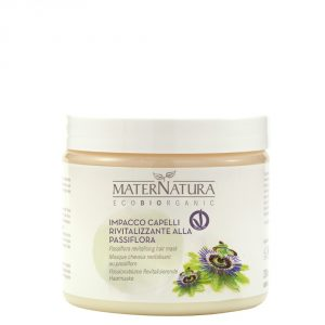 impacco capelli rivitalizzante alla passiflora maternatura HD