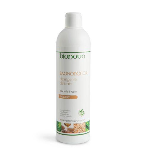 bagnodoccia detergente delicato bionova
