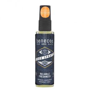 Deodorante uomo eco biologico