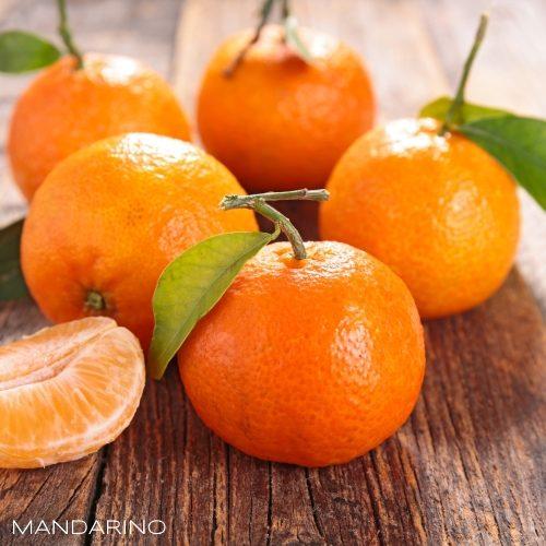 Olio essenziale di Mandarino puro