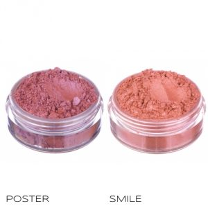 poster smile neve cosmetics