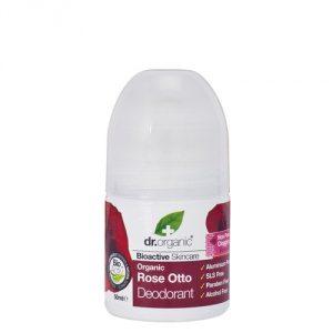 Deodorante alla Rosa