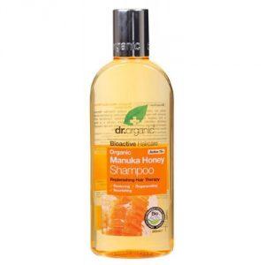 shampoo miele di manuka dr organic