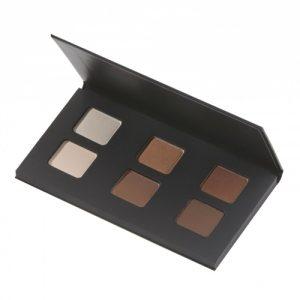 Palette ombretti Nude certificata BIO Avril