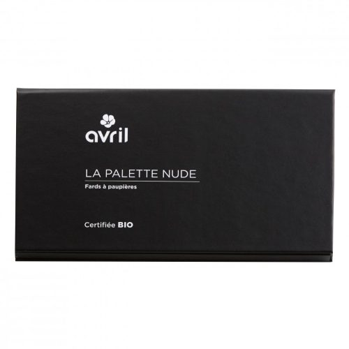 Palette ombretti Nude certificata BIO