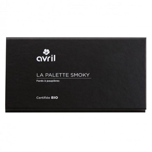 Palette ombretti Smoky certificata BIO