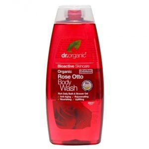 Bagnodoccia con Olio di Rosa Damascena