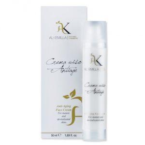 Crema viso Antiage per pelli mature e devitalizzate Alkemilla