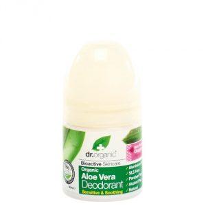 Deodorante all'Aloe Vera