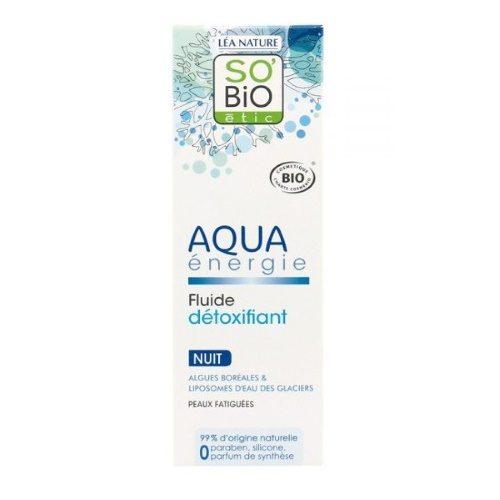 Fluido notte detox Aqua Energie