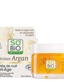 Gel viso anti-age So Bio