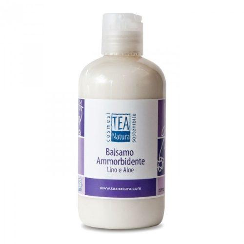 Balsamo Maschera districante e nutriente Lino e Aloe Tea Natura