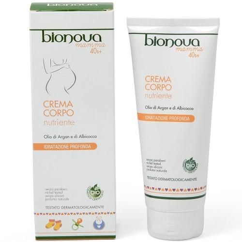 crema corpo nutriente mamma bionova