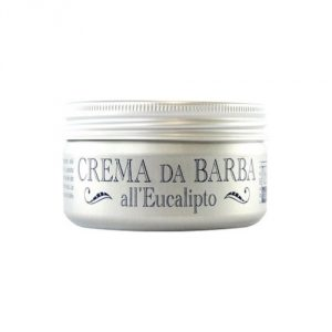 crema da barba all'eucalipto tea natura
