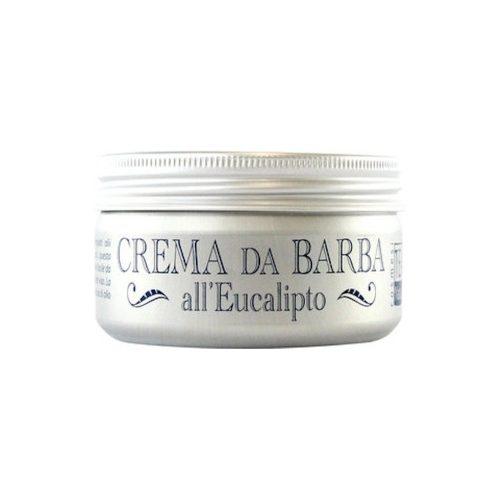 crema da barba all'eucalipto tea natura
