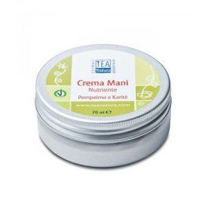 Crema mani nutriente Pompelmo e Karité