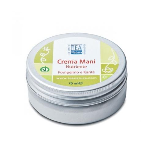 crema mani nutriente pompelmo e karité tea natura