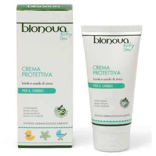 Crema protettiva Karité & Ossido di Zinco Bimbo Bionova