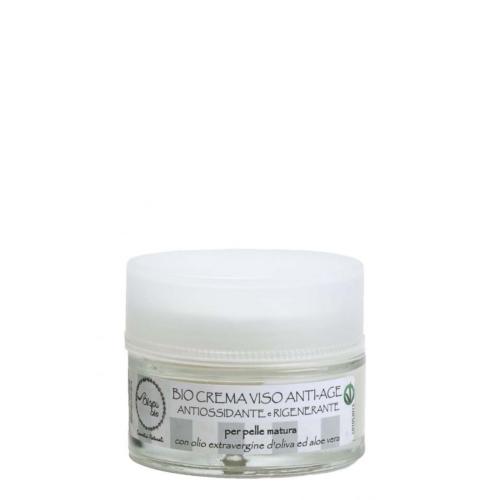 crema viso naturale anti-age bisoubio