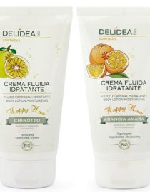 crema fluida idratante happy hour delidea