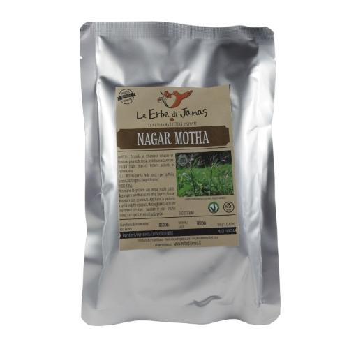 nagar motha in polvere le erbe di janas