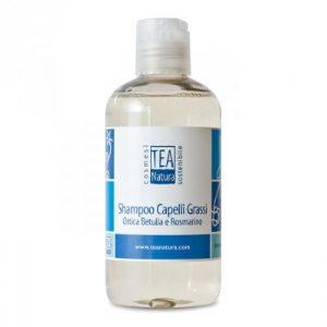 Shampoo capelli grassi Ortica, Betulla e Rosmarino
