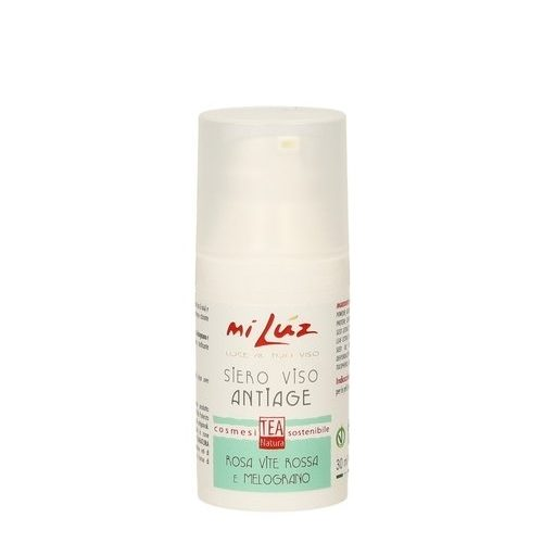 siero viso anti-age tea natura