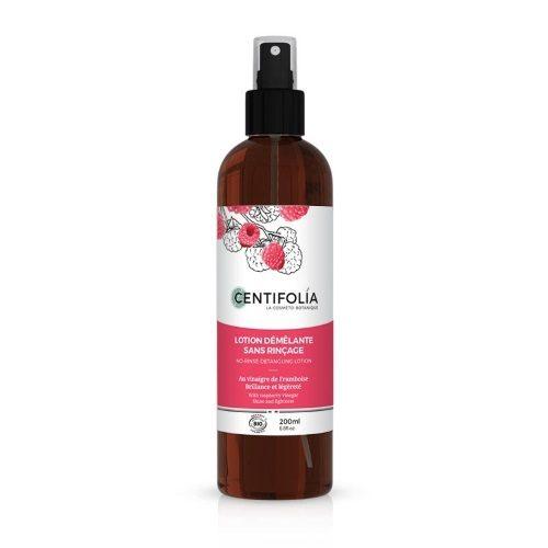 Balsamo spray senza risciacquo con Aceto di Lampone
