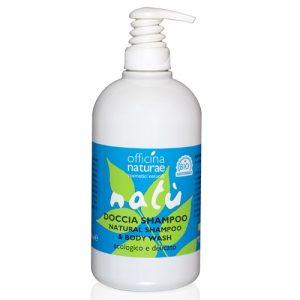 doccia shampoo ecologico natù
