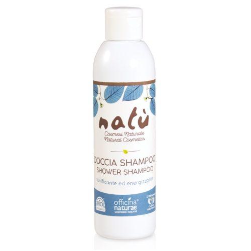 Doccia Shampoo ecologico e delicato