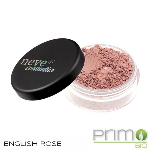 blush minerale english rose neve cosmetics
