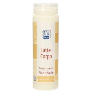 latte corpo elasticizzante tea natura