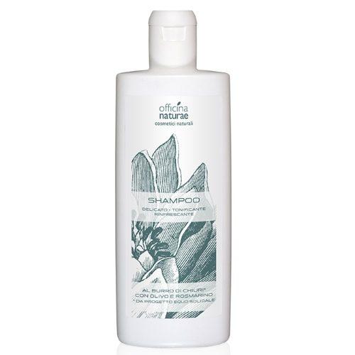 Shampoo al Burro di Chiuri