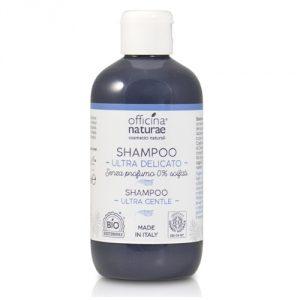shampoo ultra delicato officina naturae