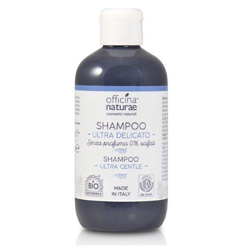 Shampoo Ultra Delicato senza profumo