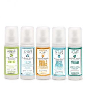 Deodoranti naturali con Allume di Rocca