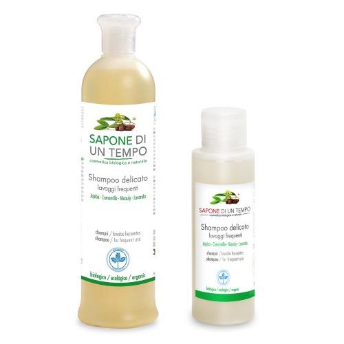 Shampoo delicato per lavaggi frequenti sapone di un tempo